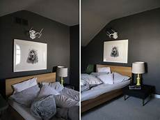 graue wand schlafzimmer 23 gorgeous imageries of grey wall paint ideas gray