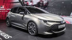 2020 Toyota Auris Wagon Release Date Redesign Price