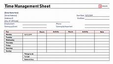 time management printable worksheets 3715 time management worksheet excel pdf template