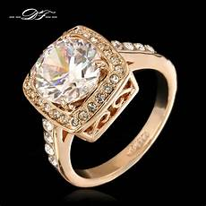 aliexpress com buy big aaa cz diamond engagement wedding