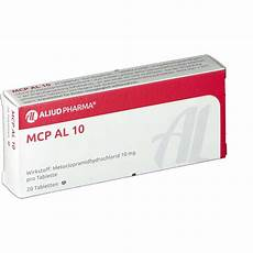 mcp metoclopramid tabletten rezeptfrei kaufen ohne rezept