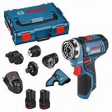 bosch gsr 12v 15 fc 12v drill driver with 2 x 2ah