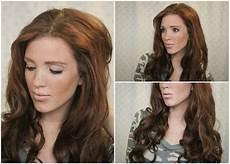 the freckled fox the basics hair week tutorial 7 roller curls roller curls