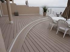Bodenbelag Terrasse Kunststoff - plastic vs composite decking pros and cons of materials