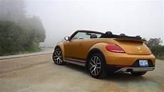 2017 volkswagen beetle dune convertible review slashgear