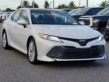 New 2019 Toyota Camry XLE V6 4dr Car In Orlando 9250070