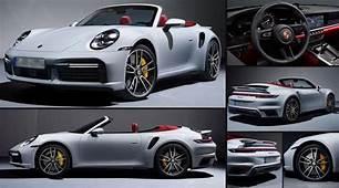 Porsche 911 Turbo S Cabriolet 2021 Price In India