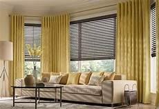 Fenster Gardinen Rollos - seattle blinds for horizontal windows wood aluminum