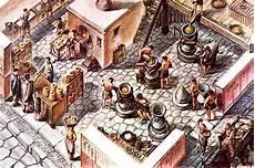 antichi vasi funebri mestieri e professioni in epoca romana capitolivm