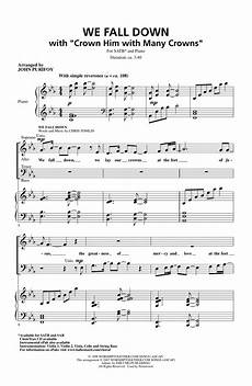 crown him with many crowns sheet music purifoy