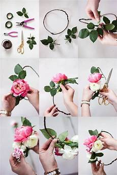 Blumenkranz F 252 R Die Haare Selber Machen 26 Anleitungen