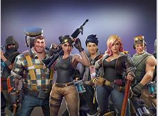 Desktop wallpaper all characters, video game, fortnite, hd