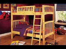 Bunk Bed Plans How To Build A Bunk Bed With Plans