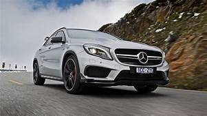 2014 Mercedes Benz GLA 45 AMG Review  CarsGuide
