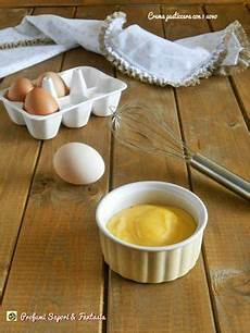 crema pasticcera con uovo intero crema pasticcera con 1 uovo ricette pasticceria crema