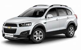 Chevrolet Captiva India Price Review Images