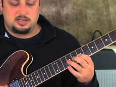 Easy Electric Guitar Lesson Easy Songs Technique Embellish