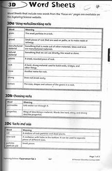 the city school science worksheets for grade 3 12513 the city school grade 3 science reinforcement worksheets