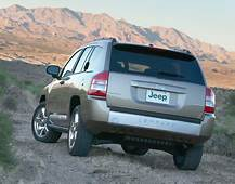 Review 2007 Jeep Compass Take Two  The Truth About Cars