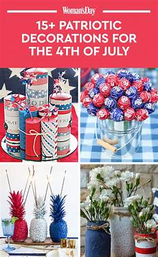 17 best 4th of july decorations patriotic decorating