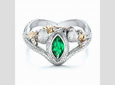 Custom Ring of Barahir #101867 Bellevue Seattle Joseph Jewelry
