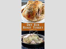 dry rub for roast turkey_image