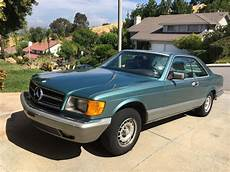 how to learn all about cars 1985 mercedes benz sl class parking system 1985 mercedes benz 500sec for sale classiccars com cc 1019106