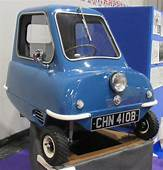 22 Of The Smallest Vehicles In World
