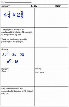 corbettmaths estimation worksheets 8184 revision mathematics learning and technology