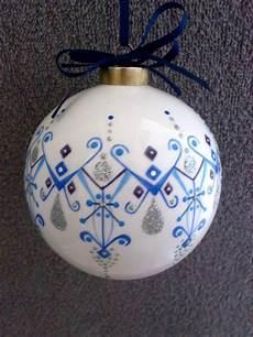 Cr 233 Ation Boule De Noel En Porcelaine Cr 233 Ation D 233 Coration