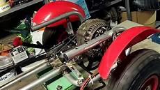 go kart conversion alternateur en moteur brushless