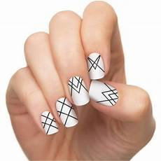 coconut nail art by incoco nail polish strips double dare