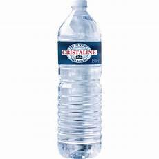 cristaline eau min 233 rale plate bouteille 1 5 l lot 12