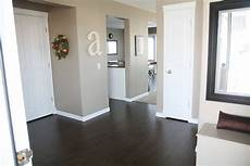 dark wood floors white trim and doors then could use lori