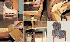 comment refaire un fauteuil cabriolet comment restaurer la structure d un fauteuil de style