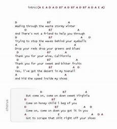 Virina Malvorlagen Lyrics Rolling Stones Sweet Virginia In 2020 Guitar Chords