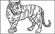 Malvorlagen Zum Ausdrucken Tiger Ausmalbilder Zum Ausdrucken Ausmalbilder Tiger