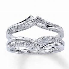 diamond enhancer ring you put your engagement ring in the middle diamond solitaire enhancer