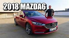 mazda6 exclusive line 2018 mazda6 sedan eng test drive and review