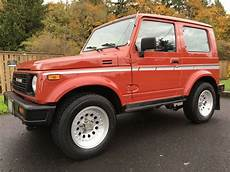 how to learn everything about cars 1987 suzuki sj auto manual rare hardtop 22k mile 1987 suzuki samurai suzuki jimny japanese cars samurai