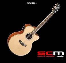 yamaha compass series cpx700 ii acoustic electric guitar