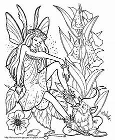 coloring pages of fairies for adults 16630 coloring pages
