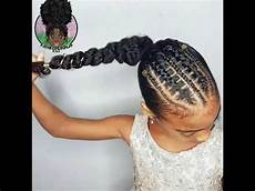Mod 232 Le Tresse Africaine Pour Enfant Hairstyles Braids For