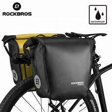 rockbros fahrrad fahrrad tasche tragbare wasserdichte