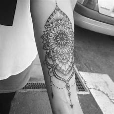 right arm mandala