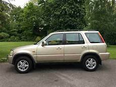 old car owners manuals 2000 honda cr v engine control honda 2000 cr v es gold 4x4 manual vtec awd reliable good condition