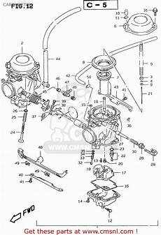 99 suzuki quadrunner wiring diagram suzuki quadrunner 500 carburetor diagram