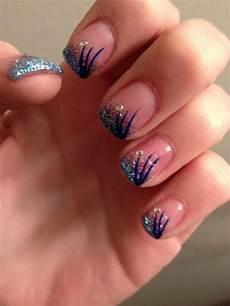 sparkly nail designs pinterest