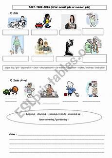 part time worksheets 3051 part time esl worksheet by aniema