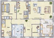 bungalow grundriss 3 schlafzimmer referenzen geisler immobilien schulzendorf